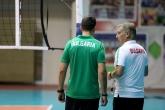 Волейбол - тренировка - национален отбор мъже - 09.09.2019