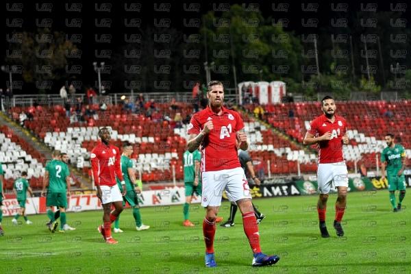 Футбол - EFbet лига - 12ти кръг - ПФК ЦСКА - ПФК Витоша Бистирца- 05.10.2019