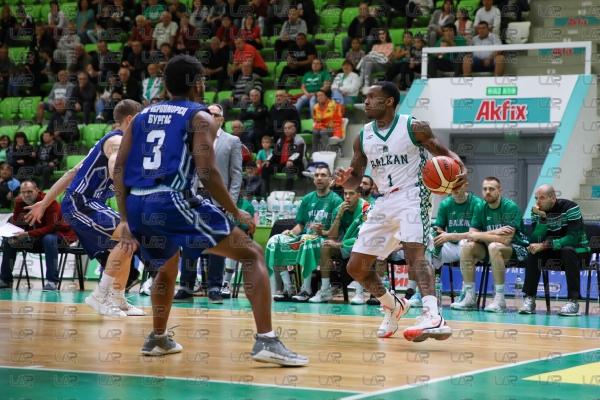 Баскетбол - НБЛ - БК Балкан - БК Черноморец - 06.10.2019