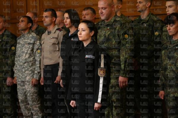 Военни игри Китай - изпращане на военизираните атлети - 07.10.2019