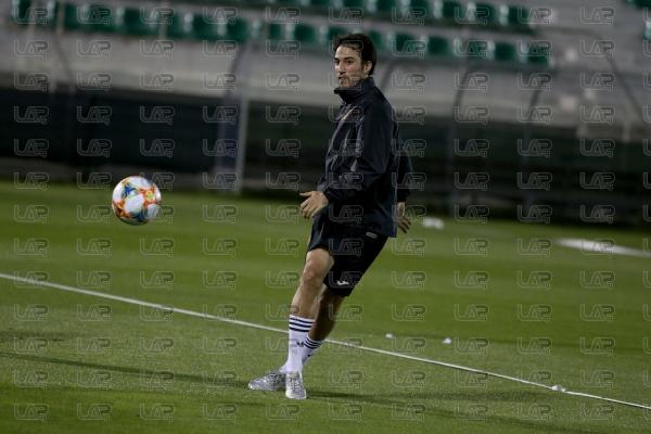 Футбол - Тренировка на националния отбор - 09.10.2019