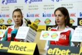 Художествена гимнастика - награждаване - Весела димитрова и златните момичета - 11.10.2019