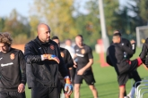 Футбол - пресконференция и тренировка на националите преди мача с Англия - 13.10.2019