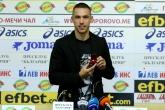Футбол - награждаване - Станислав Иванов - ПФК Левски - 28.10.2019