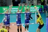 Волейбол - НВЛ - ВК Левски - ВК Хебър - 31.10.2019