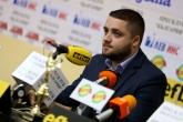 Волейбол - награждаване - отбор на месеца - ВК Хебър - 11.10.2019