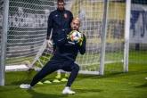 Футбол - ЕВРО 2020 - официална тренировка преди мача с Чехия - 16.11.19
