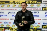 Футбол - награждаване - отбор на месеца ПФК Лудогорец - 02.12.2019