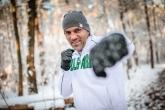 Ексклузивно - тренировка на Тервел Пулев преди заминаване му в Пловдив - 05.12.2019