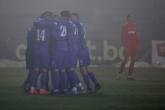 Футбол - Ефбет лига - 19 ти кръг - ФК Царско Село - ФК Етър - 06.12.2019