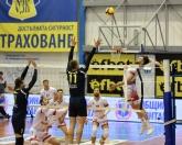 Волейбол - НВЛ - ВК Монтана - ВК Нефтохимик - 06.12.2019