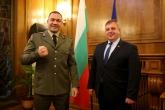 Кубрат Пулев - награждаване - Министерство на Отбраната - 18.12.2019