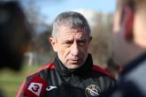 Футбол - тренировка Локомотив СФ - 06.01.2020