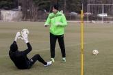 Футбол - тренировка ПФК Берое  - 06.01.2020