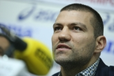 Бокс - награждаване - Тервел Пулев - спортист на м. декември - 13.01.2019