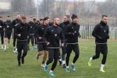 Футбол - пресконференция и тренировка ПФК Славия - 13.01.2020