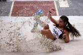 Лека атлетика - Национален шампионат под 18г. - ден 1 - 18.01.2020