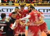 Волейбол- полуфинал - Купа България - ВК Нефтохимик- ВК Добруджа - 18.01.2020