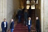 Футбол - феновете на ПФК Левски на среща в министерски съвет - 24.01.2020