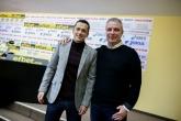 Футбол - Александър Станков и Христо Янев преди вечното дерби - 12.02.2020