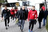 Футбол - футболистите на ЦСКА ще направят тренировка на стадион Васил Левски - 12.02.2020