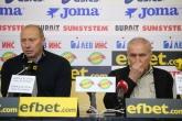Футбол - Емил Велев и Стефан Аладжов преди вечното дерби - 13.02.2020