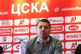 Футбол - пресконференция - ЦСКА преди мача с Левски - 14.02.2020