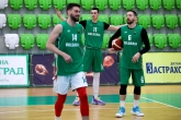 Баскетбол - Тренировка национален отбор на България - 14.02.2020