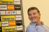Футбол - Среща на Георги Дермеджиев с медиите