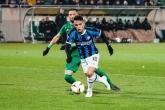 Футбол - Лига Европа - 1/16 Финал - ПФК Лудогорец - ФК Интер Милано - 20.02.2020
