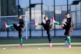 Футбол - първа тренировка на националите в Бояна - 24.02.2020