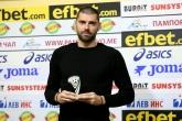 Футбол - награждаване - Георги Георгиев - Славия - 27.02.2020