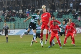 Футбол - Efbet лига - 24 ти кръг - ПФК Черно Море - ПФК Царско Село - 06.03.2020