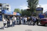 Футбол -  Сашо Диков пристигна на Герена - 13.05.2020