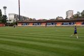 Първа тренировка на ПФК Левски след разрешението за групови занимания 15.05.2020