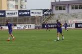 Първа тренировка на ПФК Етър след разрешението за групови занимания 19.05.2020