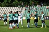 Футбол - Efbet лига - 28 ми кръг - ПФК Черно Море - ФК Етър - 26.06.2020