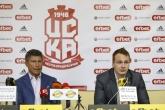 Футбол - ЦСКА 1948 представи новите си екипи за новия сезон- 30.06.2020