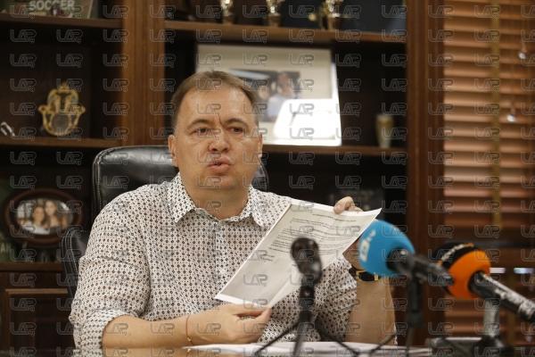 Мениджърът Николай Жейнов свиква пресконференция в отговор на Венцислав Стефанов - 30.06.2020