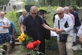 Ръководство и фенове на Левски поднесоха цветя и венци на Гунди и Котков - 30.06.2020