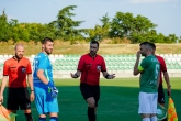 Футбол - контролна среща - ПФК Берое - ФК Хебър - 31.07.2020
