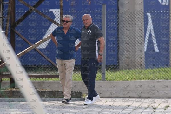 Футбол - контролна среща - ПФК Левски - Витоша Бистрица- 01.08.2020