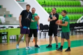 Баскетбол - първа тренировка на Балкан Ботевград - 03.08.2020