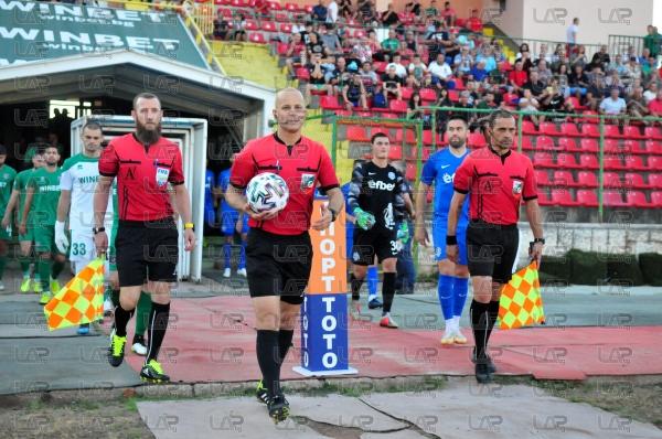 Футбол - EFbet лига - 5 ти кръг - ФК Ботев ВР - ФК Арда - 11.09.2020