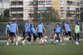 Футбол - Стивън Петков и Ради Цонев с първа тренировка на Герена - 15.09.2020