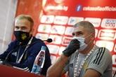 Футбол - Лига Европа - пресконференция и тренировка Бате Борисов - 16.09.2020