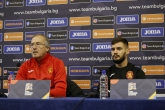 Футбол - Лига на нациите - официална пресконференция и тренировка на България - 13.10.2020