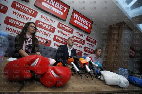 Кубрат Пулев - пресконференция - 14.10.2020