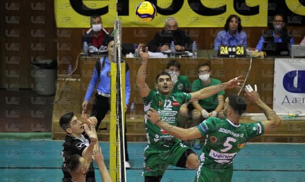 Волейбол - ВК Добруджа 07 - ВК Берое - 15.10.2020