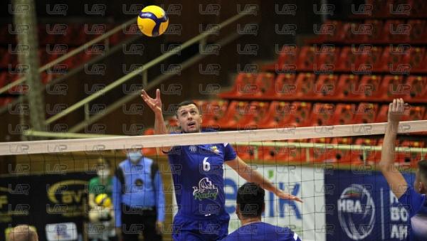 Волейбол - ВК Пирин  - ВК Арда - 15.10.2020